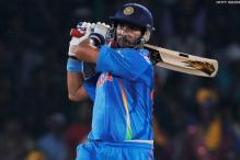 I can't wait to step on the field: Yuvraj