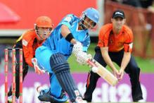 CLT20: Nashua Titans vs Perth Scorchers