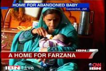 J&K: Couple adopts abandoned baby with a cleft lip