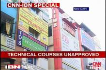 AICTE blacklists 300 institutes for unapproved courses