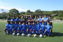 India defeated Afghanistan 2-1 in U-14 SAARC football tournament