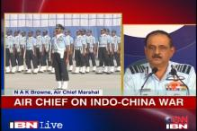 IAF should've been offensive: Air Chief on 1962 Indo-China war