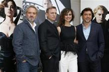 'Skyfall' breaks James Bond's UK box office records