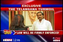 No misinformation to Centre on Telangana: Andhra CM