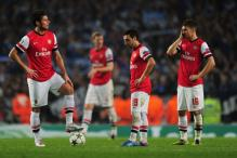 Arsenal struggling with lack of quality players