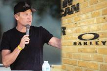 Sponsor Oakley drops Armstrong after 25 years