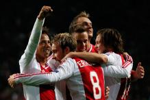 Ajax stun Manchester City 3-1 in Champions League