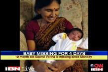 US: Search on for 10-month-old kidnapped Indian baby