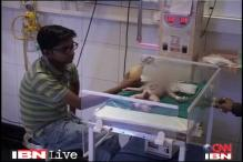 Surat: 1-day old baby boy thrown off a building