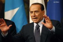Berlusconi sentenced to 4-year jail for tax fraud