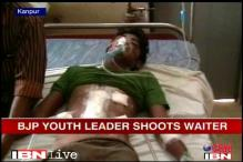 BJP youth leader shoots waiter for refusing to serve him food