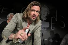 Brad Pitt mystifies as 1st male face of Chanel No 5