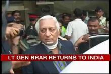 Lt Gen Brar did not inform about London trip: MHA