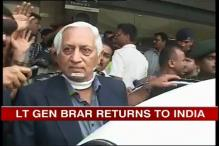 Operation Blue Star hero Lt Gen KS Brar returns to India