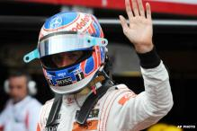 Button tops first practice for F1 Japanese GP