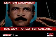 Has Govt forgotten about the sailors held hostage by pirates?