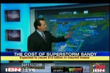 Superstorm Sandy: Cold storms could lead to snowfall in W Virginia