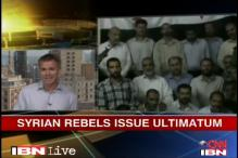 Syrian rebels issue ultimatum over 48 Iranian hostages