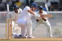 Ind A-Eng XI warm-up: Cook ton takes England to 286/4