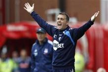 Bolton sack manager Coyle after poor start to season