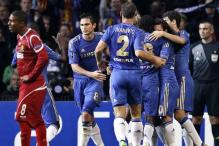 Chelsea thrash Nordsjaelland 4-0 in Champions League