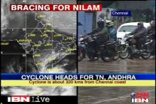 Cyclone Nilam: 5 Andhra districts on alert, no evacuation yet