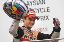 Pedrosa weathers storm to claim Malaysia victory