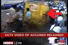 Mumbai: CCTV captures men dumping bag with dead woman