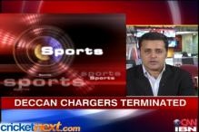 Deccan Chargers terminated from IPL