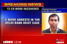 Delhi ATM van robbery: Police arrest four more