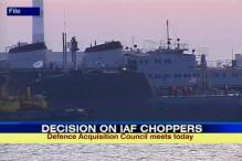 Defence body to decide on replacing ageing IAF choppers
