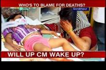 Gorakhpur: Encephalitis death toll rises