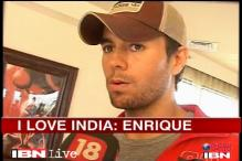 Enrique Iglesias to perform in Gurgaon, says he loves India