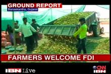 Farmers in Gujarat, Haryana welcome FDI in retail