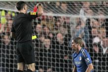 Chelsea accuse referee of inappropriate language