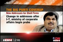 Is there a cover up by Gadkari-promoted Purti group?