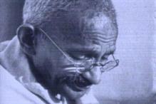 Gandhi Jayanti: poster contest at Cairo's Tahrir Square