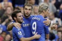 Mata scores twice as Chelsea beat Spurs 4-2 in EPL thriller
