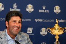 Europe Ryder Cup captain Olazabal not to stay on till 2014
