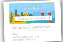 Google may announce next Nexus phone, Android 4.2 on Oct 29