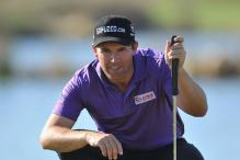 Harrington takes control at PGA Grand Slam