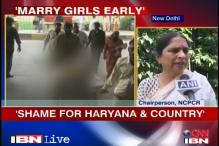 Haryana rapes are a shame for the country: NCPCR Chairperson