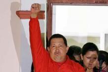 Chavez re-elected Venezuelan president