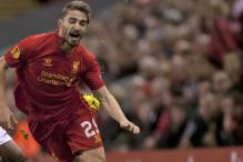 Liverpool striker Borini out for at least three months