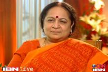 Jayanthi Natarajan not in favour of investment board