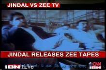 Watch: Jindal's reverse sting operation on Zee TV