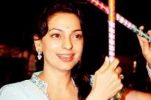 Juhi Chawla and Sayali Bhagat celebrate Navratri