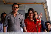 Saif-Kareena's Dawat-e-Walima: A grand affair