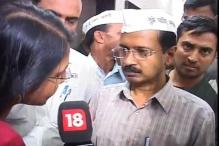 UP govt colluding with Khurshid to save him: Kejriwal