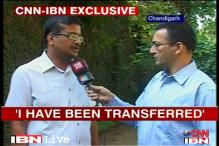 IAS officer Khemka received death threats, claims friend